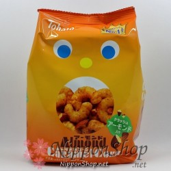 Caramel Corn - Almond