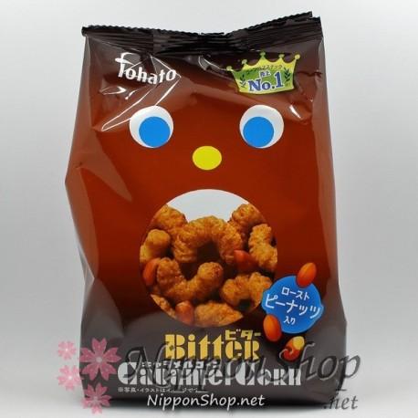 Caramel Corn - Bitter Peanuts