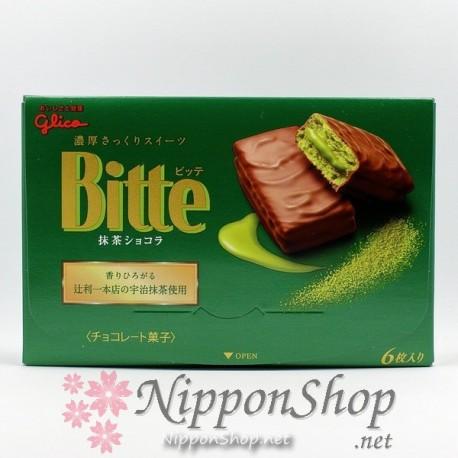 Bitte - Matcha Chocola