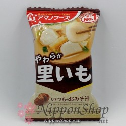 Miso Soup - Satoimo