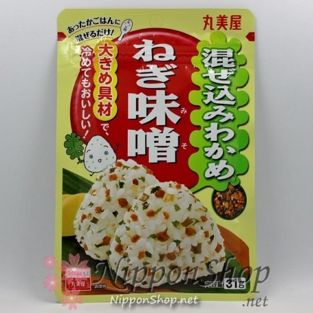 Mazekomi Wakame - Negi Miso
