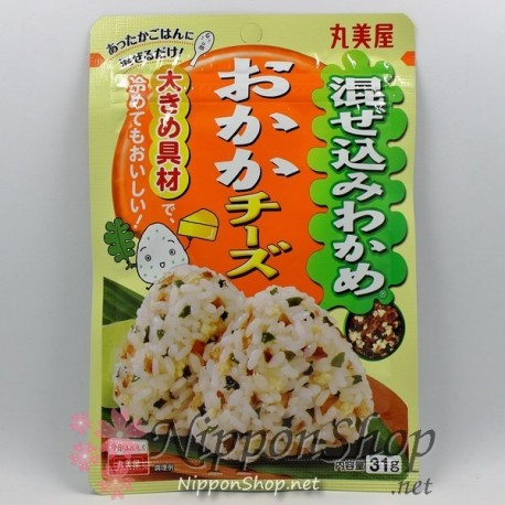 Mazekomi Wakame - Okaka Cheese