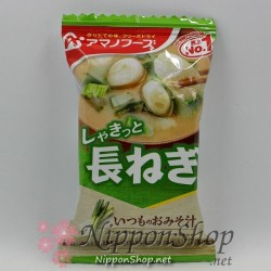 Freeze-dried Miso Soup - Naga Negi