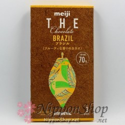 Meiji THE Chocolate - BRAZIL 70