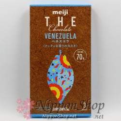 Meiji THE Chocolate - VENEZUELA 70