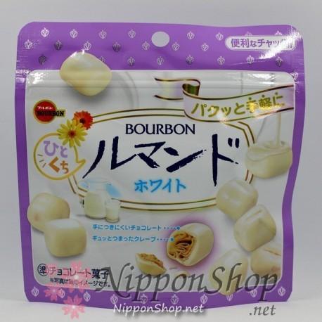 Bourbon Hitokuchi Lumonde WHITE