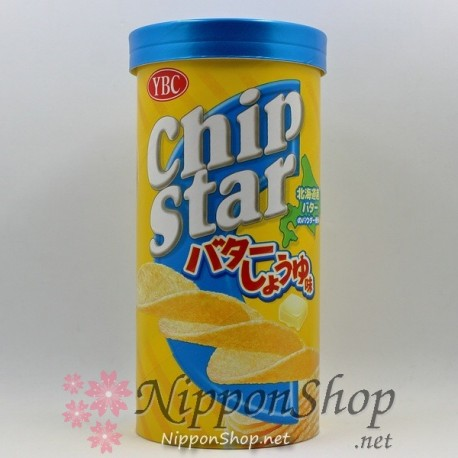 YBC Chip Star - Butter Shoyu