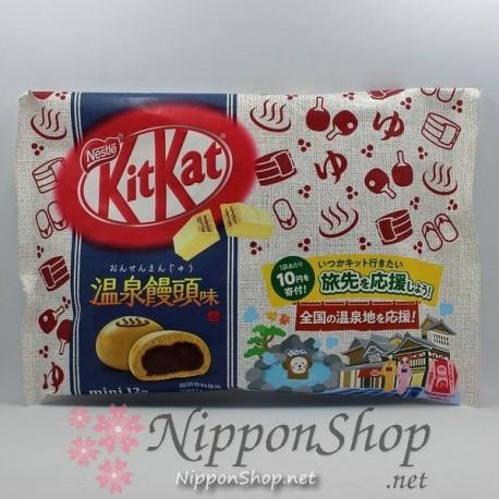 KitKat Onsenmanju - Origami Edition