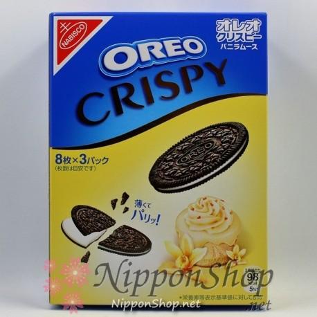 OREO CRISPY - Vanilla Mousse