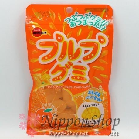Purupu Gummi - Mikan