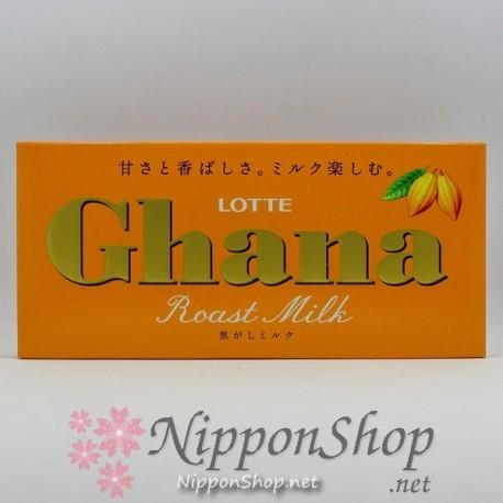 GHANA Roast Milk Chocolate