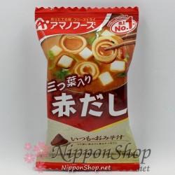Miso Soup - Akadashi Mitsuba