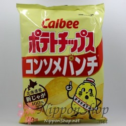 Calbee Potato Chips - Consommé
