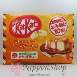 KitKat Special Edition - Yokohama Stawberry Cheese Cake