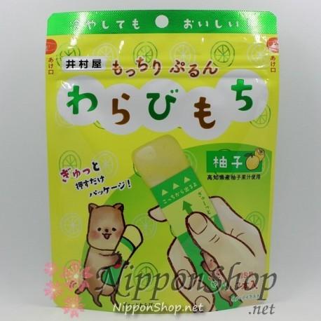 Warabimochi - Yuzu