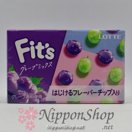 Fit's - Grape Mix