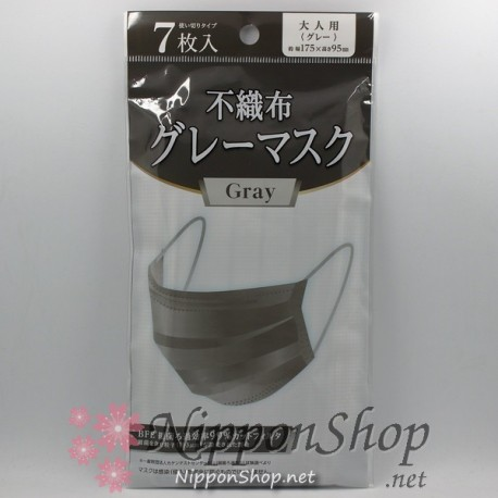 Mouth Mask - Gray