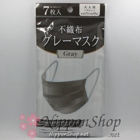 Mundschutz - Grau