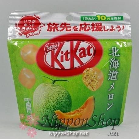 KitKat Cubes - Hokkaido Melon