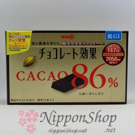Schokolade - Cacao 86%