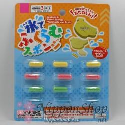 Capsule Sponge - Fruit & Vegetables