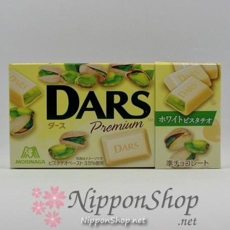 DARS Premium - White Pistachio