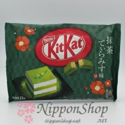 KitKat Matcha Tiramisu - Origami Edition