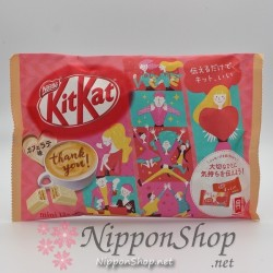 KitKat Caffe Latte - Origami Edition