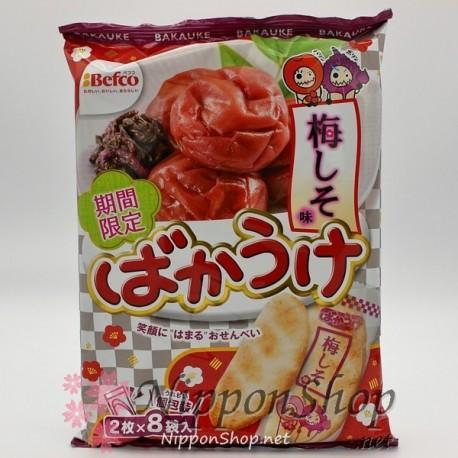 Bakauke - Ume Shiso
