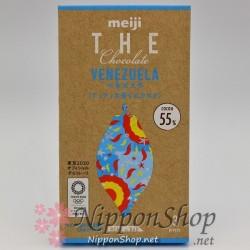 Meiji THE Chocolate - VENEZUELA 55