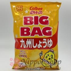 Calbee BigBag - Kyushu Shoyu