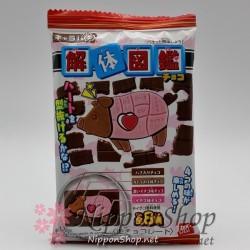 Animal Charakter Schokolade