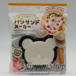Bread and Cookie Cutter - Panda
