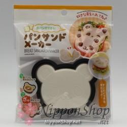 Brot und Keksausstecher - Panda