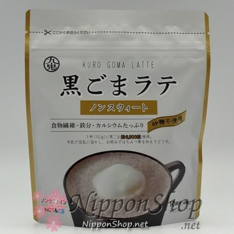 Kuro Goma Latte - Non Sweet