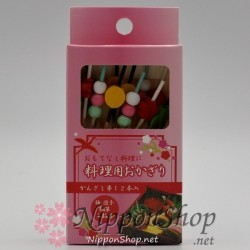 Bento Picks - Kanzashi Kushi