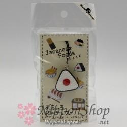 Japanese Foods Strap - Umeboshi Onigiri