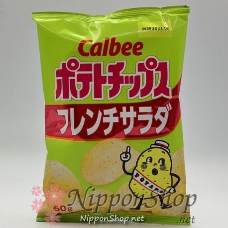 Calbee Kartoffelchips - French Salad