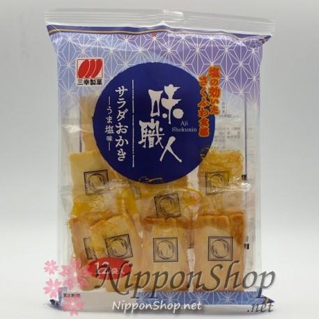 Okaki Senbei - Salt