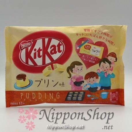 KitKat Pudding - Origami Edition