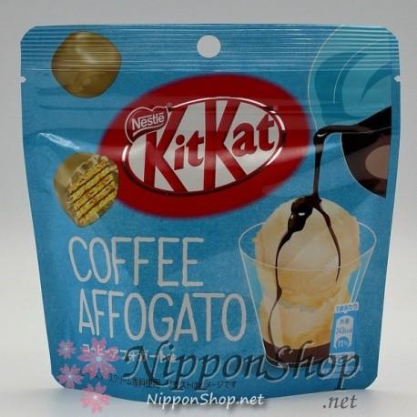 KitKat Cubes - Coffee Affogato