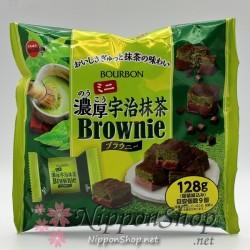 Bourbon Brownie - Matcha
