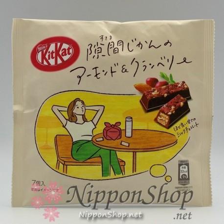KitKat Chocolatory - Nuts & Cranberry