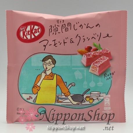 RUBY KitKat Chocolatory - Nuts & Cranberry