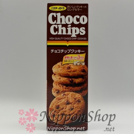 Mr Ito Chocochips Cookies