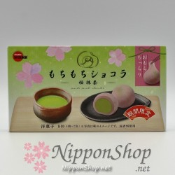Mochi Mochi Chocolate - Sakura Matcha