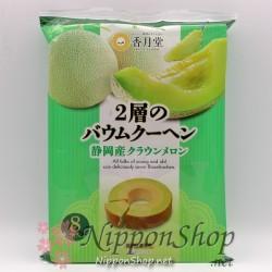 Melon Baumkuchen