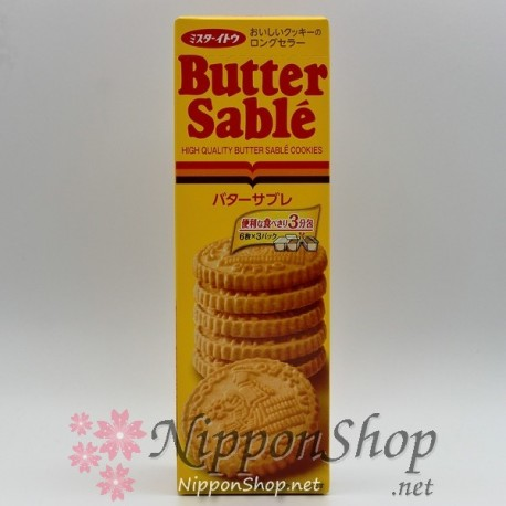 Mr Ito Butter Sable