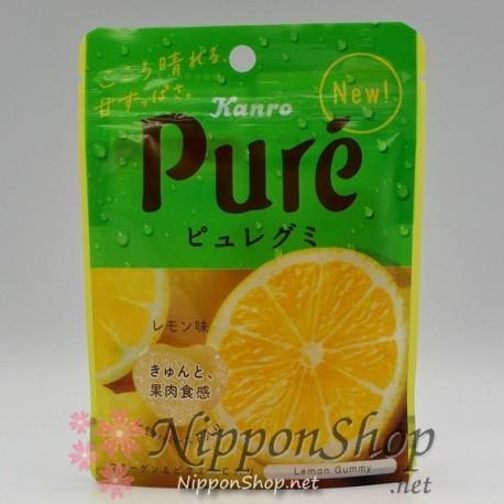 Pure Gummy - Zitrone