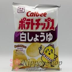 Calbee Kartoffelchips - White Shoyu